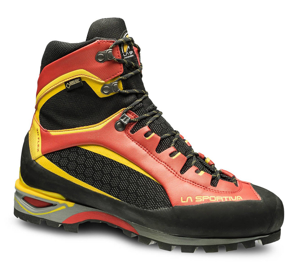La Sportiva Trango Tower GTX Red / Yellow