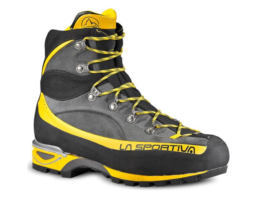 La Sportiva Trango Alp Evo Gore-Tex Grey / Yellow