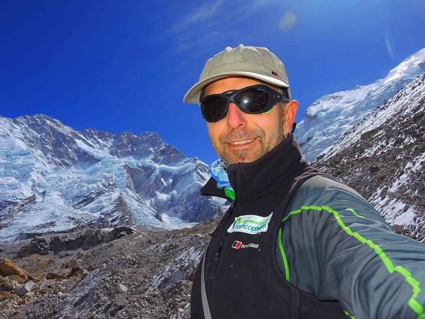 1382d30f28d Вертикален свят - Боян Петров: Вътрешен глас ме поведе към върха
