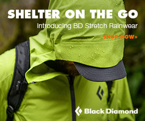 Black Diamond Shelter On The Go