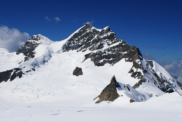 Mönch and Jungfrau - Normal Routes