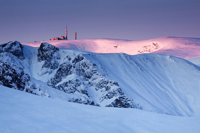 Зимен траверс от хижа Добрила до връх Ботев
