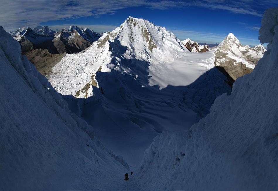 Експедиция до връх Алпамайо