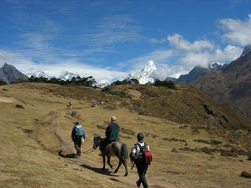 Експедиция до връх Ама Даблам