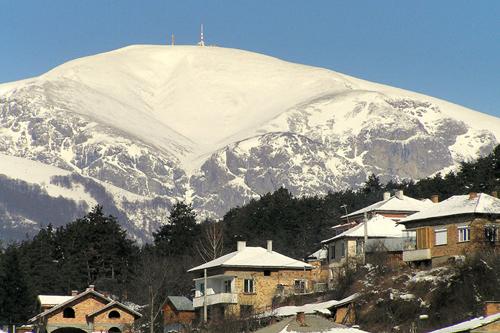 Peak Botev