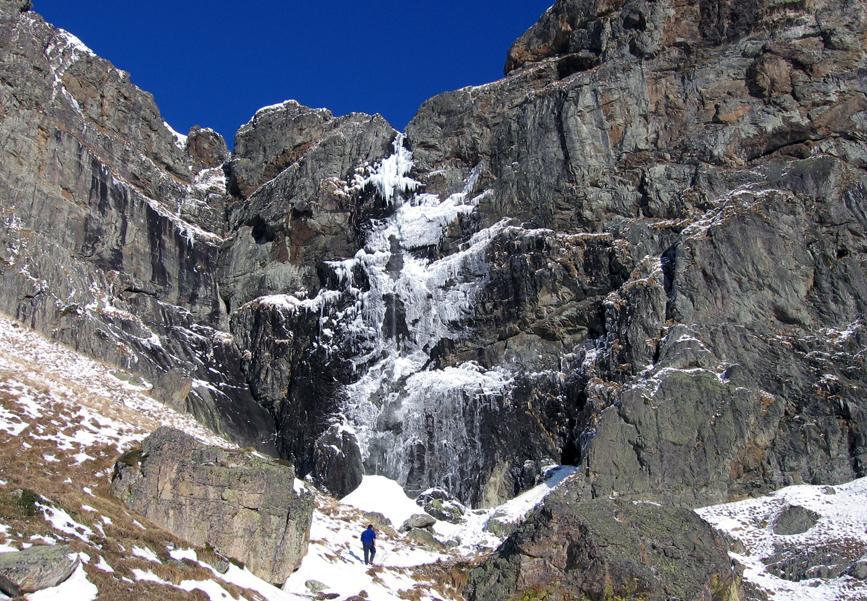 Зимен преход от хижа Левски през връх Ботев до хижа Рай